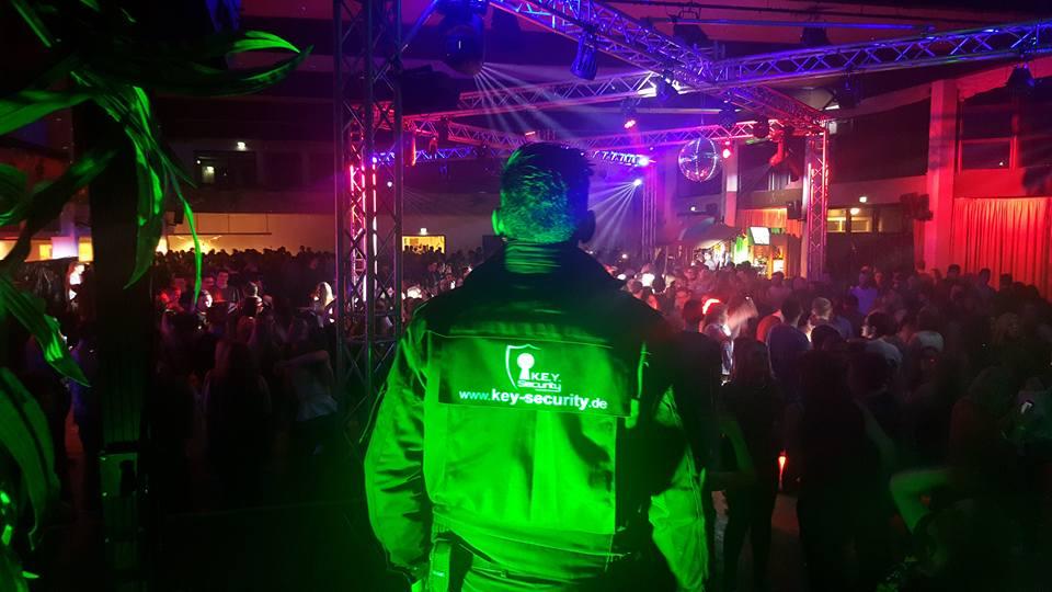 Wir sind der richtige Partner für Veranstaltungsschutz!